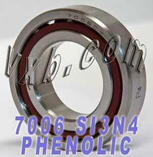 7006 Angular Contact 30x55x13:vxb:Ball Bearing