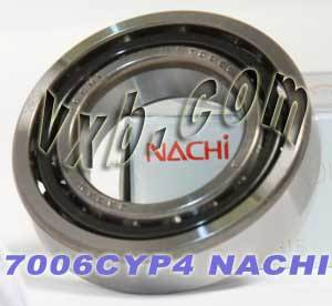 7006CYP4 Nachi Angular Ball Bearing