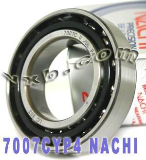 7007CYP4 Nachi high precision Angular Ball Bearing