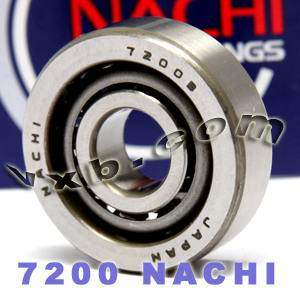 7200 Nachi Angular Ball Bearing