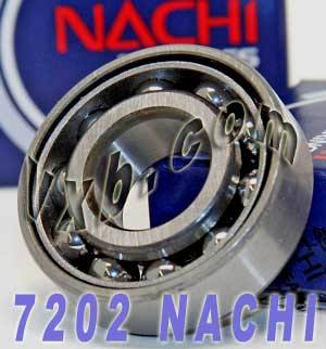7202 Nachi Angular Ball Bearing