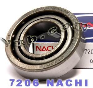 7206 Nachi Angular Contact Bearing