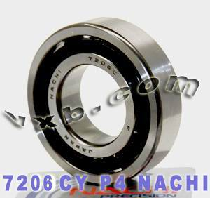 7206CYP4 Nachi high precision Angular Ball Bearing