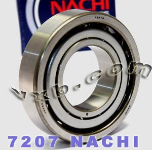 7207 Nachi Angular Ball Bearing