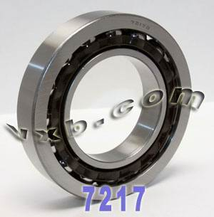 7217B Single Row Angular Contact 85mm x 150mm x 28mm:vxb:Ball Bearing