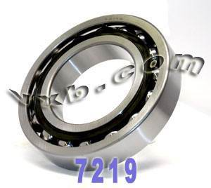 7219B Single Row Angular Contact 95mm x 170mm x 32mm:vxb:Ball Bearing