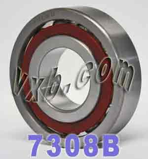 7308B Angular Contact 40x90x23:vxb:Ball Bearing