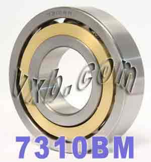 7310BM Angular Contact 50x110x27:vxb:Ball Bearing