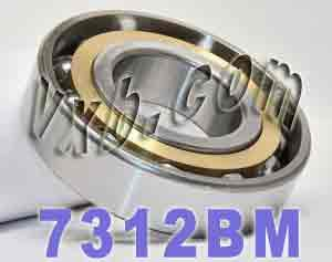 7312BM Angular Contact 60x130x31:vxb:Ball Bearing