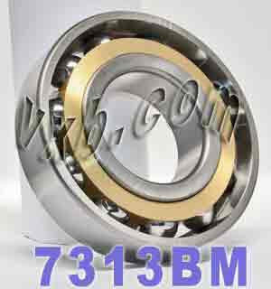 7313BM Angular Contact 65x140x33:vxb:Ball Bearing