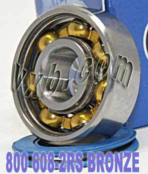 800 Skateboard/in-line/Skate Bearing:vxb:Ball Bearing