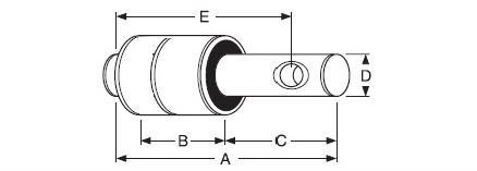 885152 Wheel Bearing With hole End Cap one side Double Lib Seal other Side:vxb:Ball Bearing
