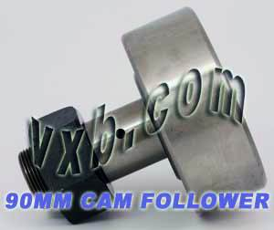 KR90 90mm Cam Follower Needle Roller:vxb:Ball Bearing