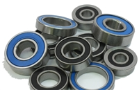Team Associated Rc12l3 Oval 1/12 Scale Bearing set