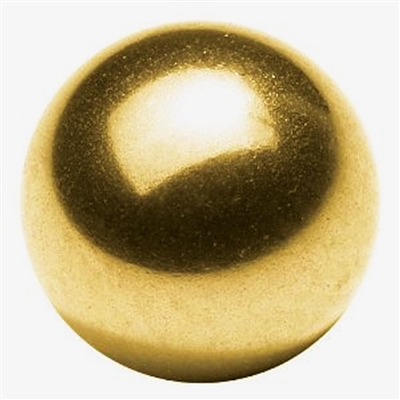 Loose Solid Bronze 0.5mm Bearing Ball:vxb:Ball Bearing