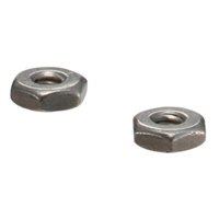 SHNS-8-32 NBK Hex Nuts - Inch Thread- Pack of 10. Made in Japan