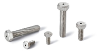 SVHS-M3-10 NBK  Hexagon Head Bolts with Ventilation Hole- 10 screws