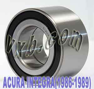 Front Wheel Bearings Honda 513024:vxb:Ball Bearing