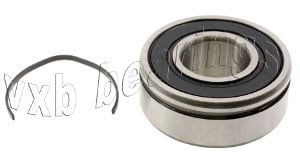 B10-51D-2RS AB Bearing 10x27x11 Sealed Alternator:vxb:Ball Bearing
