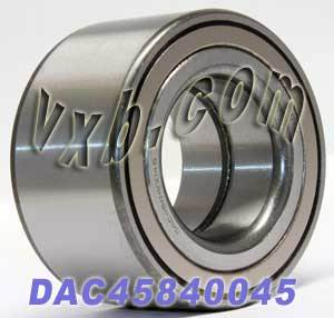 DAC45840045 Auto Wheel Bearing 45x84x45:Shielded:VXB Ball Bearing