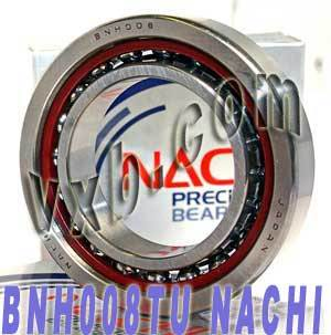 BNH008TU Nachi High Speed Angular Spindle Bearing