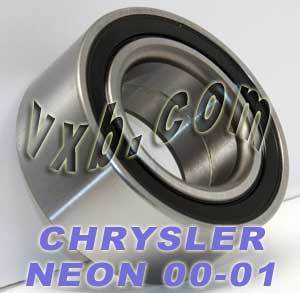 CHRYSLER NEON Auto/Car Wheel Ball Bearing 2000-2001:VXB Ball Bearing