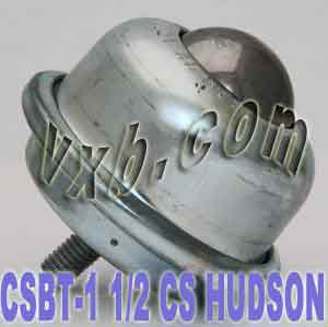 "CSBT-1 1/2 CS Stud-Mounted Ball Transfer Unit 1-1/2"" Main Ball:vxb:Ball Bearing"