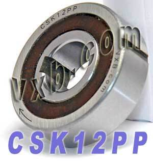 CSK12PP One way Bearing with Keyway Sprag/Clutch Freewheel Backstop