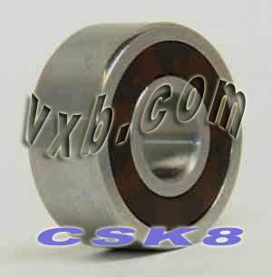 CSK8 One way Bearing Sprag/Clutch Freewheel Backstop:VXB Bearing