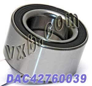 DAC42760039 Auto Wheel Bearing 42x76x39:Sealed:VXB Ball Bearing