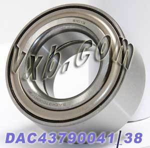 DAC43790041/38 Auto Wheel Bearing 43x79x41:Shielded:VXB Ball Bearing