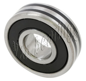 EC6000-2RS AB Bearing 10x26x8 Sealed:vxb:Ball Bearing