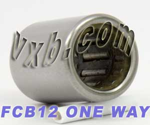 FCB12 One Way Needle Bearing 12x18x26:vxb:Ball Bearing