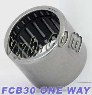 HFL3030 One Way Needle Bearing 30x37x30:vxb:Ball Bearing