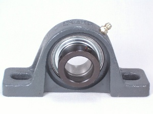"FHP203-11G Pillow Block Standard Shaft Height:11/16"" inner diameter:PEER Ball Bearing"
