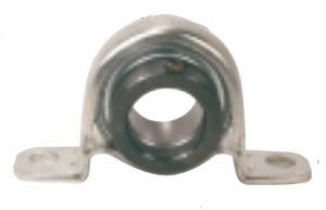 FHPPZ206-30mm-IL Pillow Block Pressed Steel:30mm inner diameter: Ball Bearing