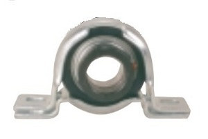"FHPRZ205-16-IL Pillow Block Rubber Cushioned Pressed:1"" Inch inner diameter: Ball Bearing"