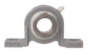 "FHPW207-20G Pillow Block Ductile Light Duty:1 1/4"" Inch inner diameter: Ball Bearing"