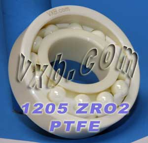 1205 Full Ceramic Self Aligning Bearing 25x52x15:vxb:Ball Bearings