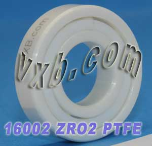 16002 Full Ceramic Bearing 15x32x8:vxb:Ball Bearing
