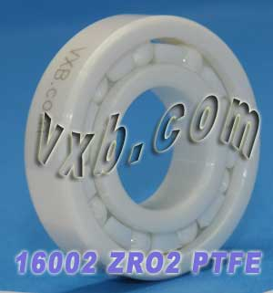 16002 Full Ceramic Bearing 15x32x8:vxb:Ball Bearings