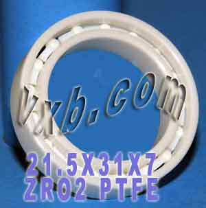 Full Ceramic Bearing 21.5mmx31mmx7mm:vxb:Ball Bearing