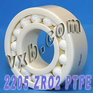 2205 Full Ceramic Self Aligning Bearing 25x52x18:vxb:Ball Bearing