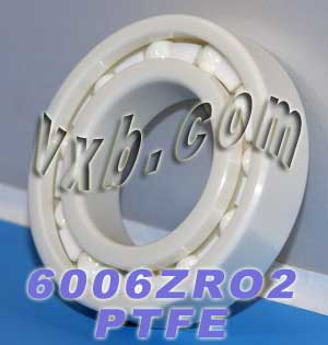 6006 Full Ceramic Bearing 30x55x13 ZrO2:vxb:Ball Bearing