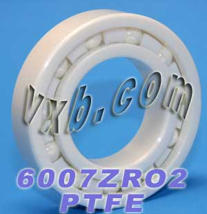 6007 Full Ceramic Bearing 35x62x14 ZrO2:vxb:Ball Bearings