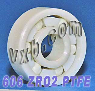 606 Full Ceramic Bearing 6x17x6:vxb:Ball Bearing