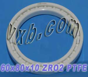 Full Ceramic Bearing 60x80x10:vxb:Ball Bearing