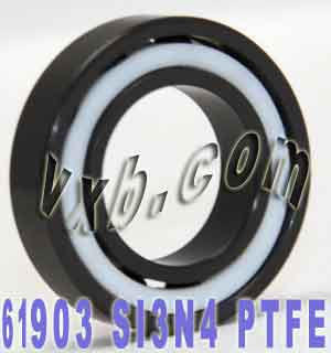 61903 Full Ceramic Bearing 17x30x7 SI3NA:vxb:Ball Bearing