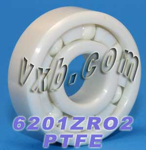 6201 Full Ceramic Bearing 12x32x10:vxb:Ball Bearing
