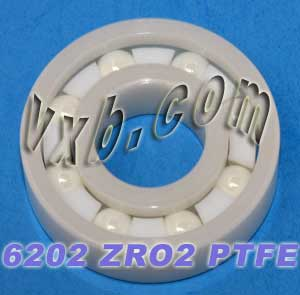 6202 Full Ceramic Bearing 15x35x11:vxb:Ball Bearings